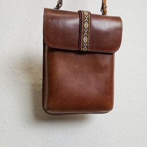 most wanted Bags - Most wanted Aztec leather crossbody